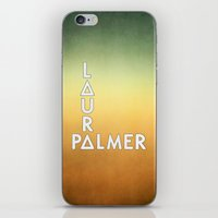 laura palmer iPhone & iPod Skins featuring Bastille - Laura Palmer #2 by Thafrayer