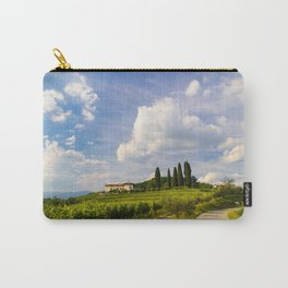Sunset in the vineyards of Rosazzo Carry-All Pouch