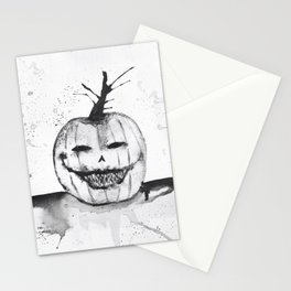 Jack-O-Lantern Stationery Cards