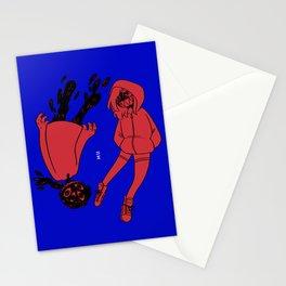 imbalance Stationery Cards