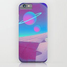 Space Journey iPhone Case
