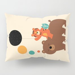 My Little Explorer Pillow Sham