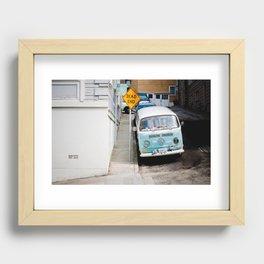 Hippie Recessed Framed Print