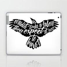 Six of Crows - Falcon design Laptop & iPad Skin