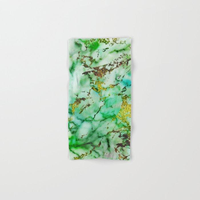 Marble Effect #3 Hand & Bath Towel