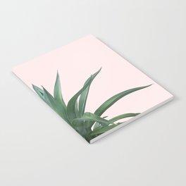 Cactus Photography Pink Notebook
