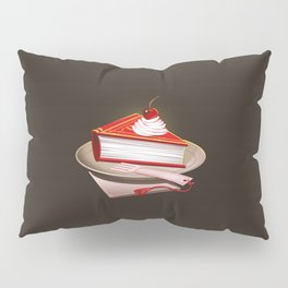 Food For The Brain Pillow Sham