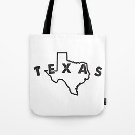 texas art Tote Bag
