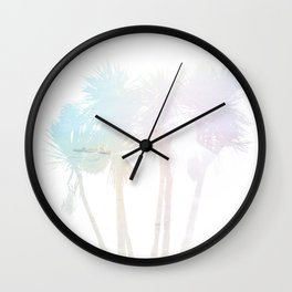 Where the sea sings to the trees - 8 Wall Clock