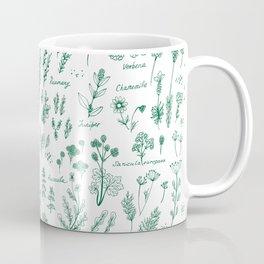 Aromatic herbs Coffee Mug