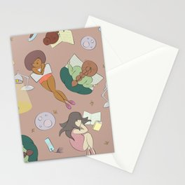 For the Love of Books Stationery Cards