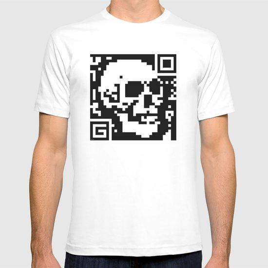 QR- Dead T-shirt