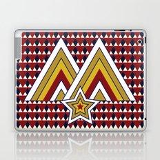 Colorado Mountain Monark Pattern Laptop & iPad Skin