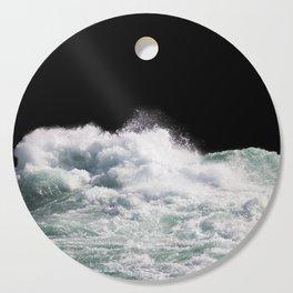 Water Photography   Wild Rapids   Waves   Ocean   Sea Minimalism Cutting Board