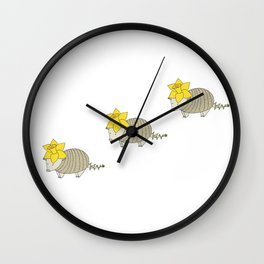 Daffodillo Wall Clock
