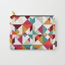 tangram geo Carry-All Pouch