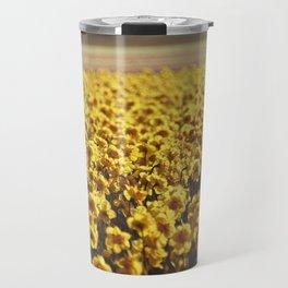 Narcissus field #2 Travel Mug