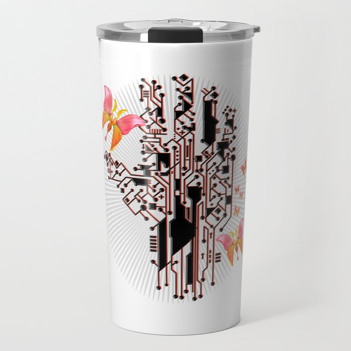Electric Spring Travel Mug