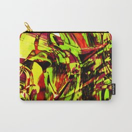 Fluid Painting 2 (Yellow Version) Carry-All Pouch