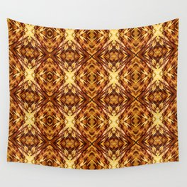 Parquet parquet Wall Tapestry
