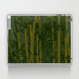 Bamboo jungle Laptop & iPad Skin