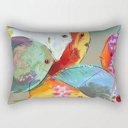 Fish out of Water Rectangular Pillow