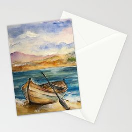 The Calm After the Storm Stationery Cards