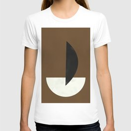 Geometric Abstract Art #5 T-shirt