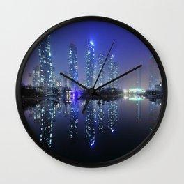 INCHEON SONGDO PARK Wall Clock