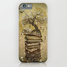 Knowledge is the key iPhone 6 Slim Case