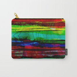 colorful bohemian pattern Carry-All Pouch