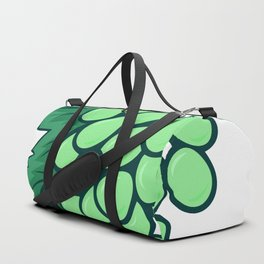 Abstract bunch of grapes Duffle Bag