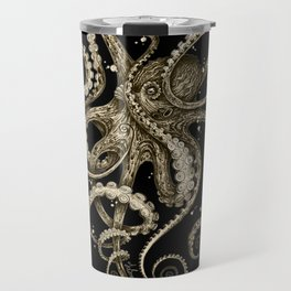 Octopsychedelia Sepia Travel Mug