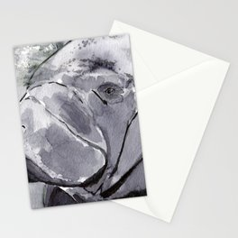 Manatee - Animal Series in Ink Stationery Cards