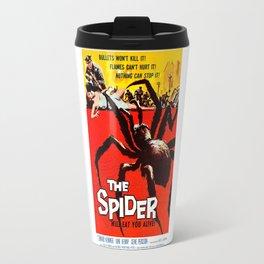 The Spider, vintage horror movie poster 1950 Travel Mug