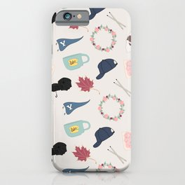 Gilmore Girls iPhone Case