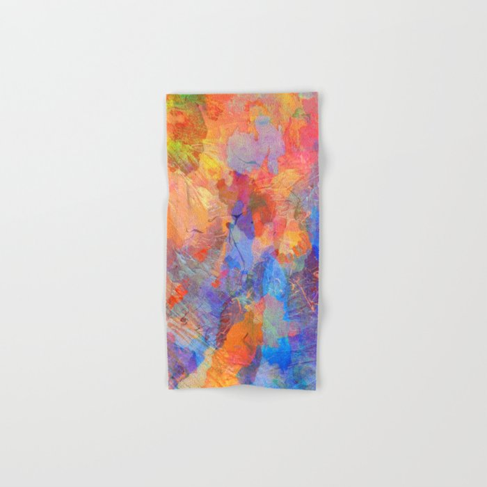 Abstract Texture 06 Hand & Bath Towel
