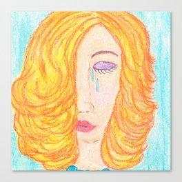 Tears in a Bottle Canvas Print