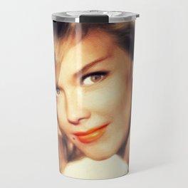 Anne Francis, Hollywood Legend Travel Mug