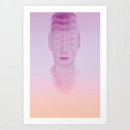 Face.01 Art Print