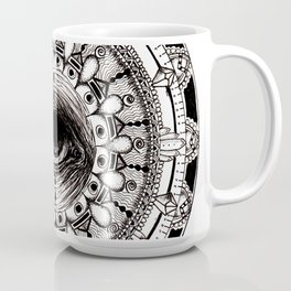 Third Eye Mandala Coffee Mug
