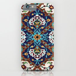 Persian Art iPhone Case