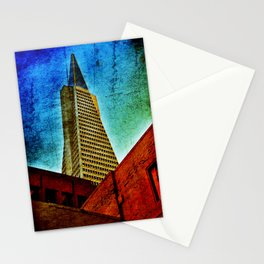 Trance America Stationery Cards