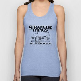 Stranger Bed and Breakfast Unisex Tank Top
