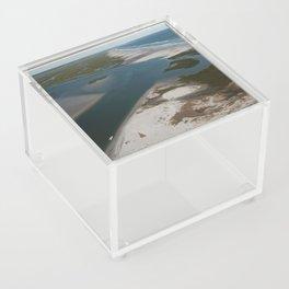 Lea-Hutaff Island | Rich's Inlet | Wilmington NC Acrylic Box