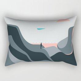 El Capitán / Land-Escape CO-VID-19 Rectangular Pillow
