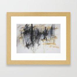 Expressing Cognitive Activity (2/4) Framed Art Print
