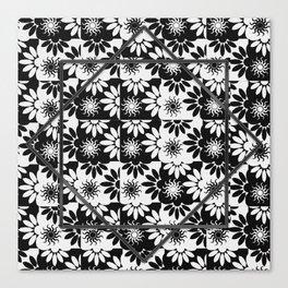 Tessellation Framed Canvas Print