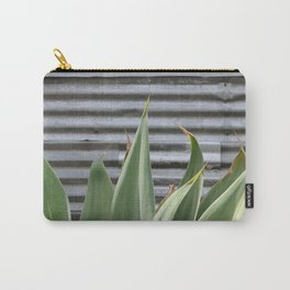 cactus and textured wall Carry-All Pouch