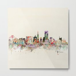 san francisco california Metal Print